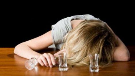 Жінки часто багато випивають