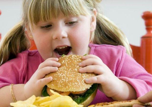 Харчування та ожиріння дітей
