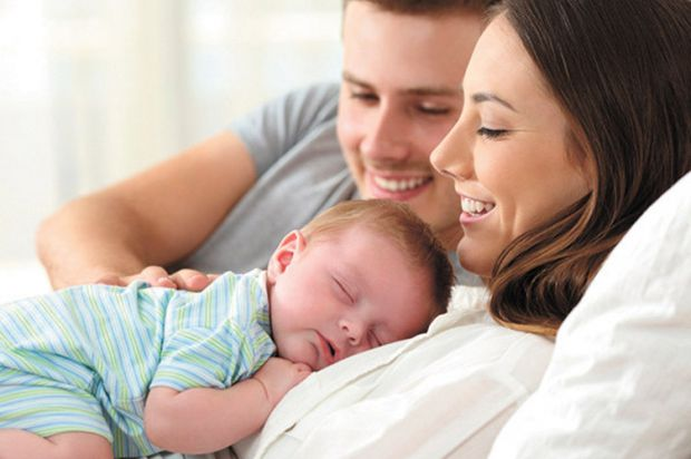 Стать дитини впливає на стосунки батьків