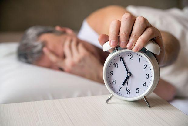 Цукровий діабет та порушення сну