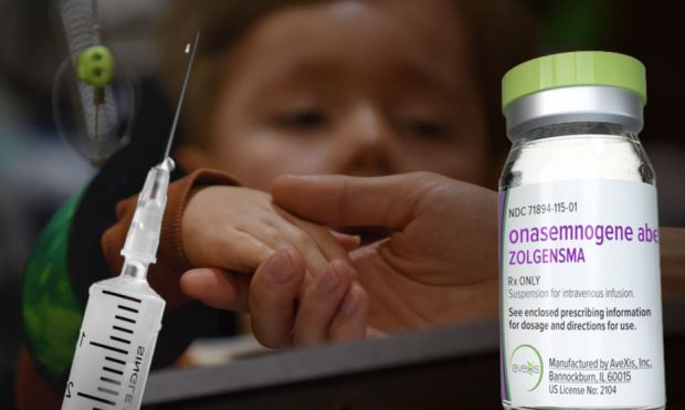 Препарат Золгенсма, який коштує більше двох мільйонів доларів, зробили Єлисею Зеленському з Харкова. Хлопчик страждає спінальною м'язовою атрофією.