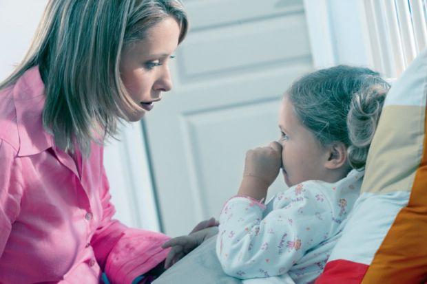 Нічні страхи дитини