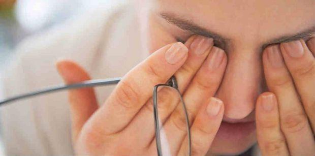 Туман в очах або втрата чіткості видимої картинки, а також інші симптоми, помітні в очах, можуть вказувати на небезпечні хвороби.