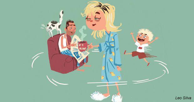 Мами на прийомах у психотерапевтів зізнаються, що іноді їх дратують власні діти і саме через це маму з'їдає почуття провини, мовляв, - я погана мама.