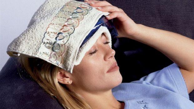 При правильному використанні холодний компрес може полегшити біль, зменшити набряк і лихоманку.