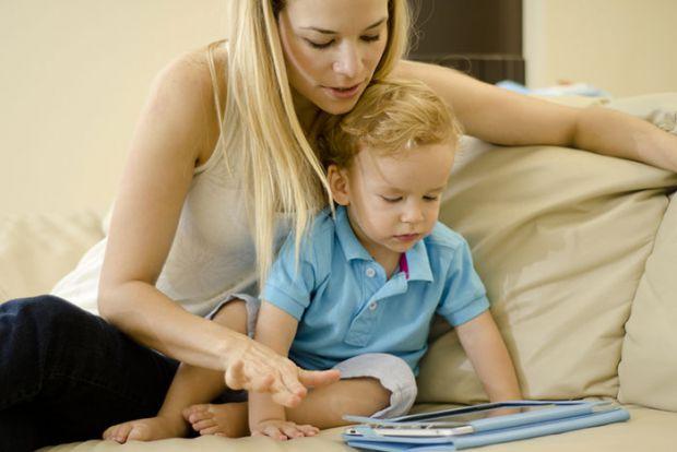Як навчити дитину швидко говорити?