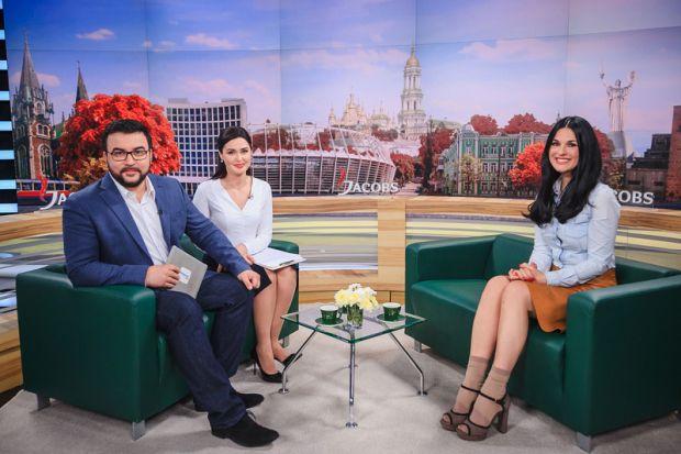 Ведуча прийшла у гості на ранкове шоуМаша Єфросиніна розповіла про своє сімейне життя, виховання дітей і зачепила болючу тему - долю України.