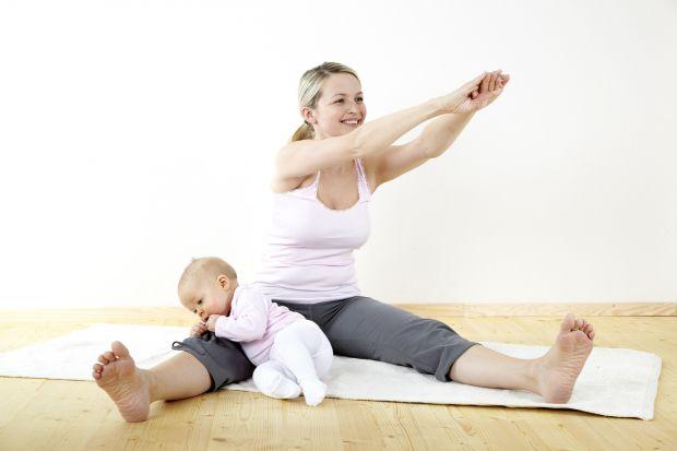 Дізнайтеся, чому жінка поправляється після родів, і як після цього схуднути.