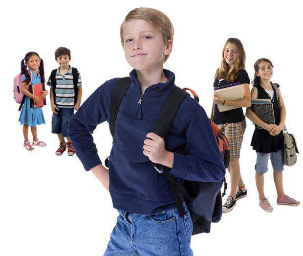 Вважають, що шкільні рюкзаки можуть викликати болі в спині та нанести шкоди здоров'ю дітям. Однак аналіз 69 досліджень, що торкнулися більше 72000 учн
