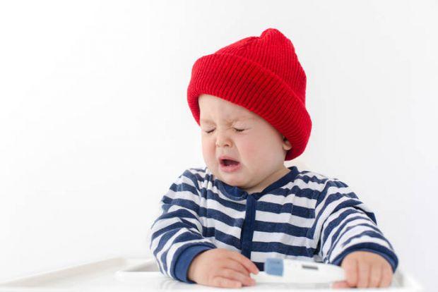 Якщо ваша дитина хвора (або ви думаєте, що хвора), потрібно обов'язково показати його лікарю і не займатися самолікуванням.