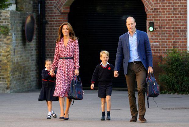 Кейт Міддлтон поділилася вподобаннями принцеси Шарлотти