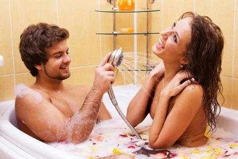 Відео секс з вагітними у ванні — photo 1