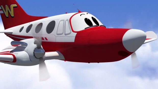 Майстер Рокі доручає учням дивне завдання - представити себе дельфіном, собакою, шурупом... Як це може допомогти в польоті? А ось і може!