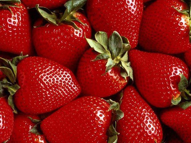 Причини, чому варто їсти полуницю.