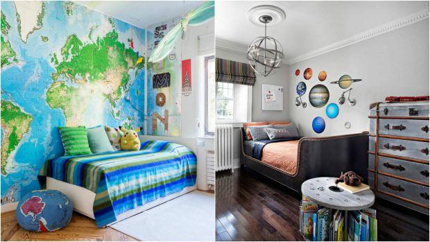 Дитячу кімнату можна легко і бюджетно змінити без ремонту.