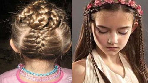 Будь-яка мама мріє, аби її дитина виглядала красивою й модною. Допомогти втілити цю мрію в реальність багато в чому допомагають стильні та модні зачіс