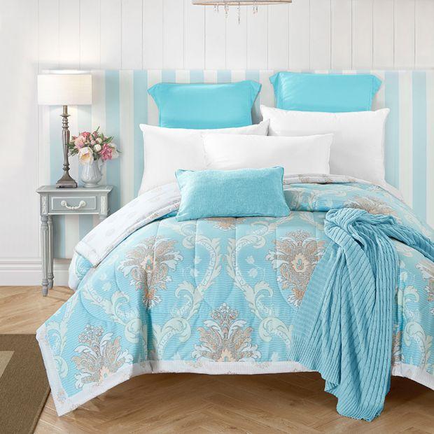 Одеяло может быть многофункциональной вещью - дополнительное покрытие в холодный вечер или как декоративное дополнение в гостиную.Если вы ищете одеяло