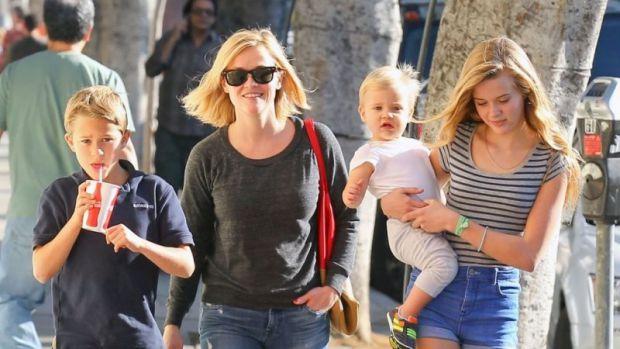 Актриса - мама трьох дітей