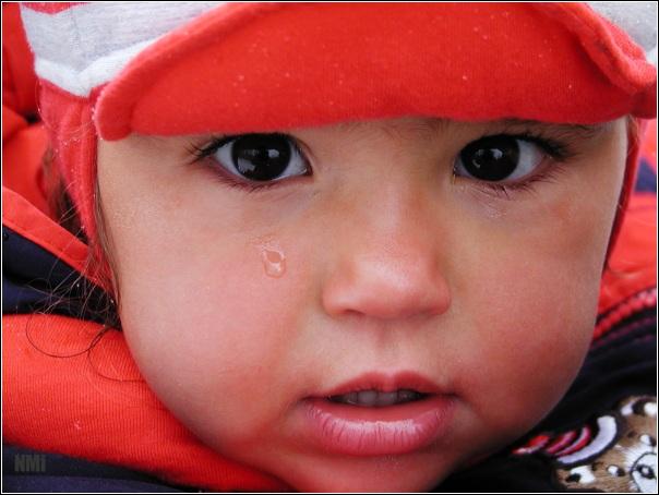 Аналіз крові у дітей можна замінити аналізом сліз.