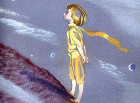 Екранізує славнозвісне творіння  Антуана де Сент-Екзюпері режисер Марк Осборн.