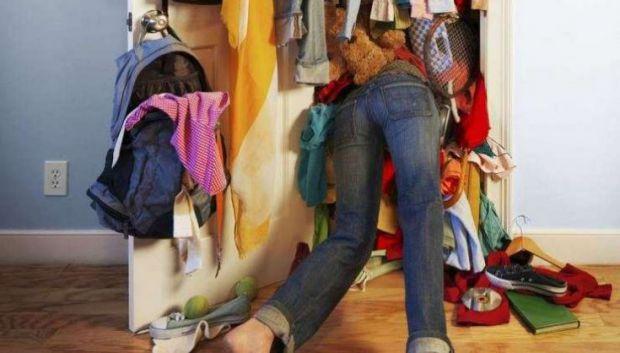 Декілька порад, як почати прибирання і, як позбутися від зайвих речей.