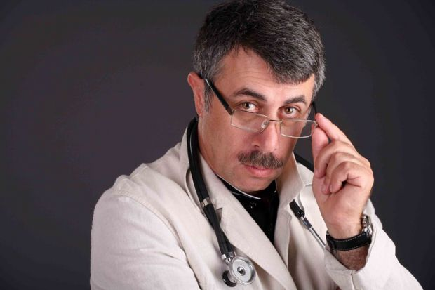 Доктор Комаровський з'ясовуватиме, в чому різниця між гулянням дорослого і дитини.