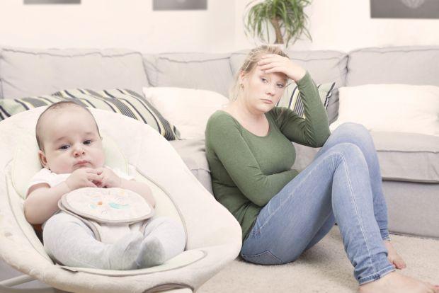 Не секрет, що під час вагітності та після пологів жінка змінюється. Але часто з'являється післяпологова депресія.