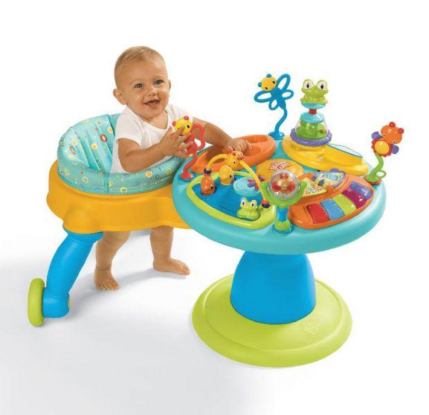 Багато-хто переконаний, що при використанні ходунків малюки пізніше починають ходити самостійно, так як ці пристрої порушують правильне сприйняття тіл