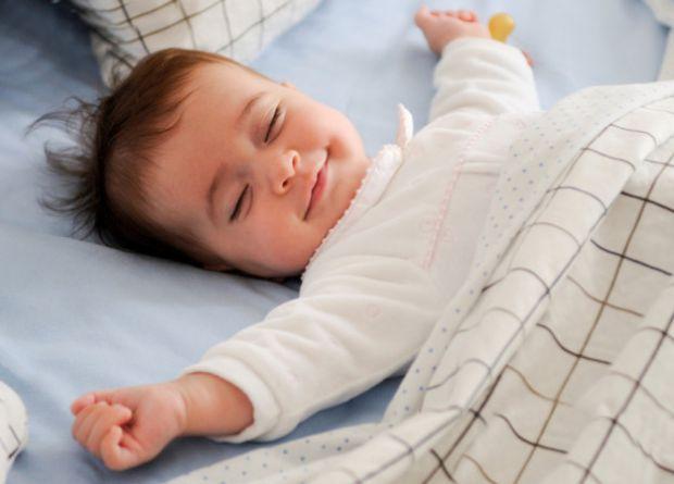 Чи знали ви, що від віку дитину залежить, скільки вона має спати?