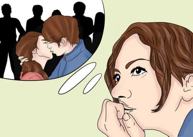 Чому люди стали менше цілуватися, особливо заміжні пари - читайте далі.