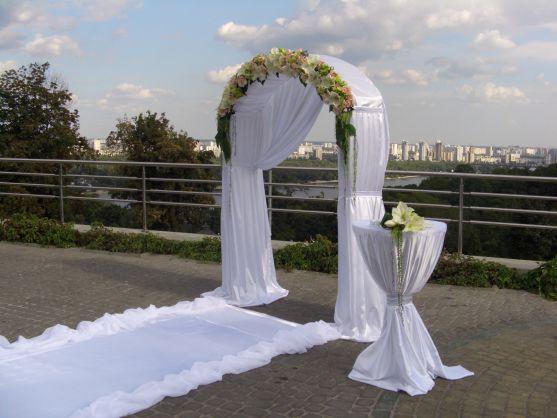 Весільні арки фото