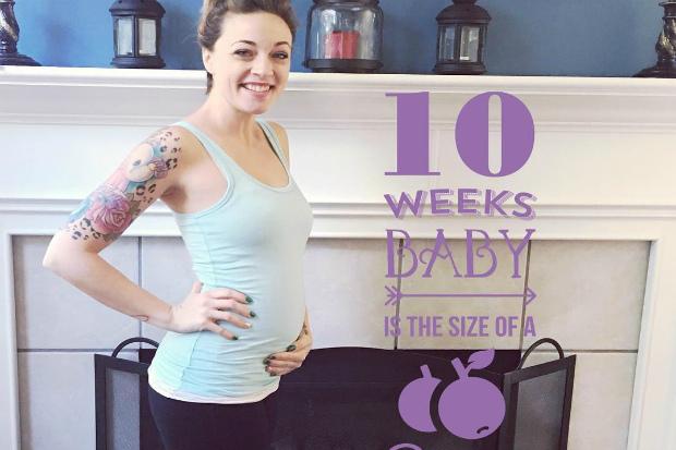 Дивіться на фото матусь на тому ж сроці вагітності та порівнюйте зі своїм животиком! Повідомляє сайт Наша мама.