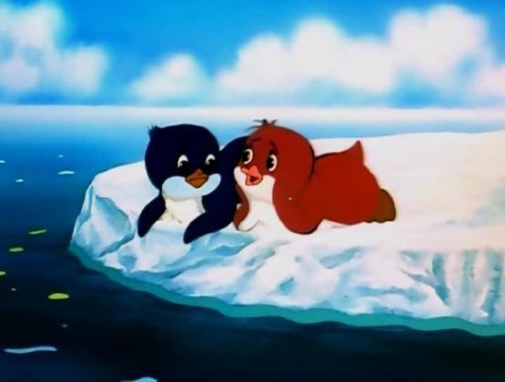 Продовження історії про відважного і допитливого пінгвіняти Лоло та його друзів. Герої фільму дізнаються про своїх природних ворогів і переживають ряд