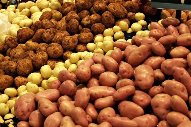 Картопля корисна при деяких хворобах.