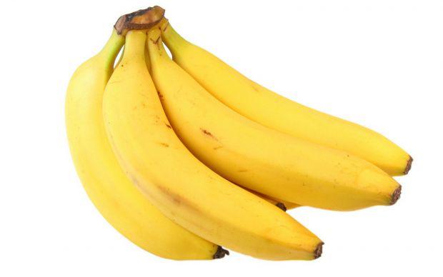 Відомо, що банани допомагають регулювати кров'яний тиск і позитивно позначаються на стані кісткової системи.