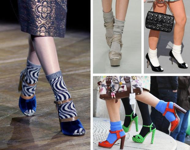 Одна з найпоширеніших «модних помилок» - носіння сандалій зі шкарпетками - стала популярним трендом. Про це повідомляє