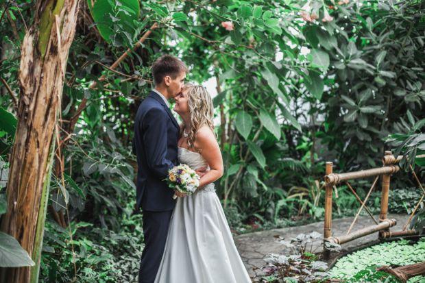 Якщо у день весілля зіпсувалася погода варто подбати, аби вона не зіпсувала свято.