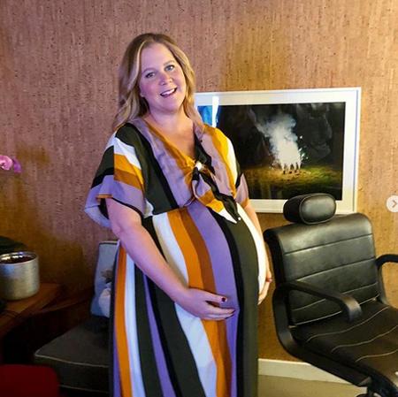 Комедійна акторка Емі Шумер поділилася зі шанувальниками новиною, де розкрила стать дитини, яка незабаром з'явиться на світ.