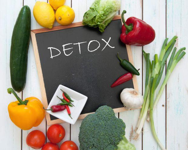 Детокс - це система харчування, спрямована на очищення організму від шлаків і токсинів.