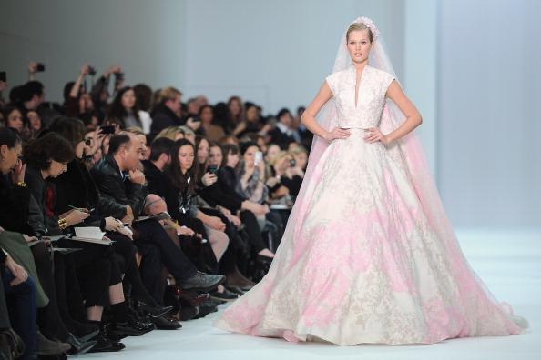 Тиждень високої і весільної моди стартував у Києві 8 грудня в ресторані City Beach Club ZIMA.