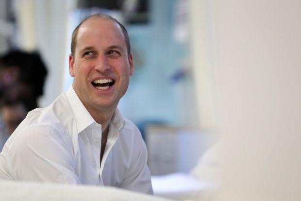 Принц Вільям про вагітність Кейт Міддлтон: Перевіримо мою психіку на міцність