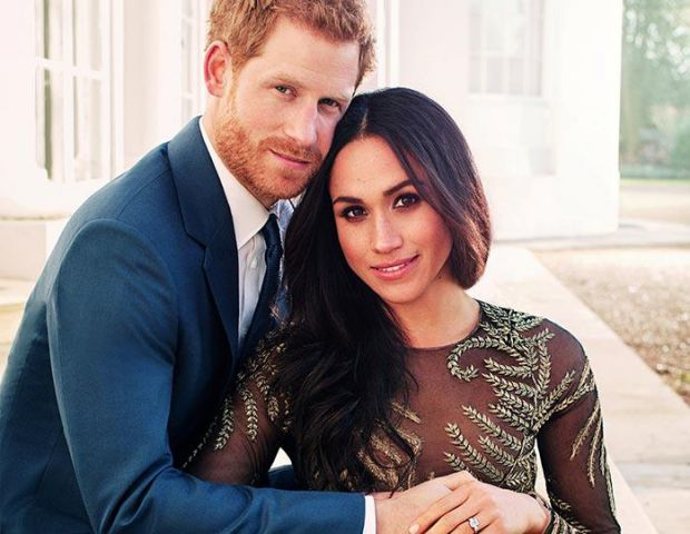 Офіційно: Принц Гаррі і Меган Маркл чекають на дитину
