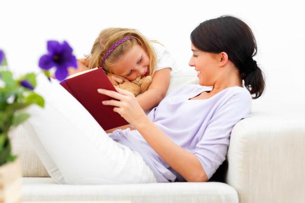 Казкотерапія може стати дуже ефективною. Повідомляє сайт Наша мама.