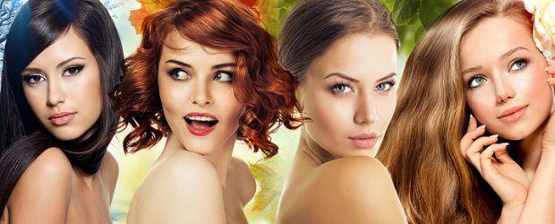 Кольоротип - поєднання кольору очей, відтінку шкіри і натурального кольору волосся. Всього їх чотири: Зима, Літо, Весна і Осінь, залежно від того, які