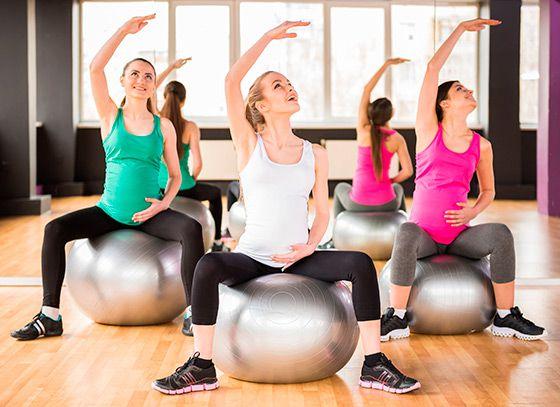 Если беременная женщина решила заняться фитнесом, то это только плюс для нее, но стоит помнить о безопасности. Беременная, которая выполняет правильно