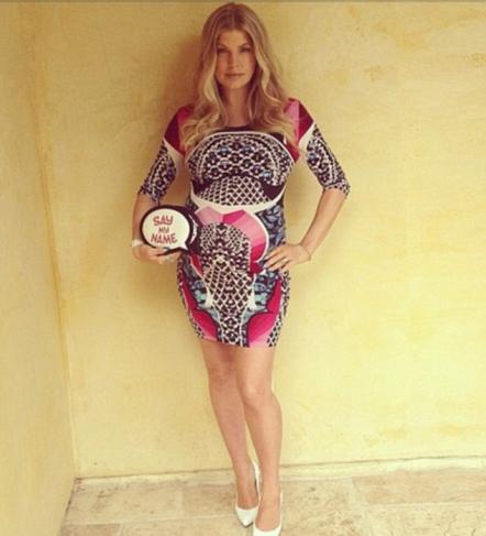 Солістка групи The Black Eyed Peas ось-ось стане мамою, але перед пологами Фергі ще встигла влаштувати гучну вечірку на честь свого первістка.
