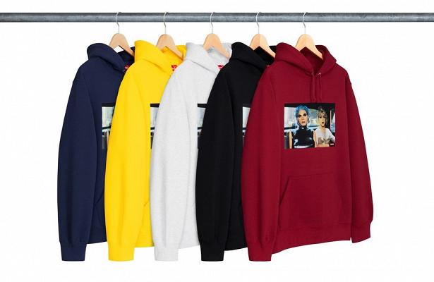 Скейт-марка Supreme і фотохудожниця Нан Голдін випустили спільну колекцію.