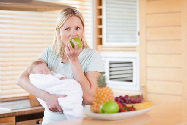 Якщо ви годуєте грудьми, багато речовин з з'їдених вами продуктів проникають в молоко і можуть викликати утворення газиків в животі у малюка і алергіч