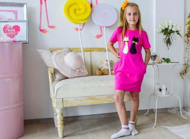 Кожні батьки хочуть, щоб їх дитина виглядала модно, і в той же час, щоб малюк виділявся серед інших. Дитячий одяг не повинен бути нудним.