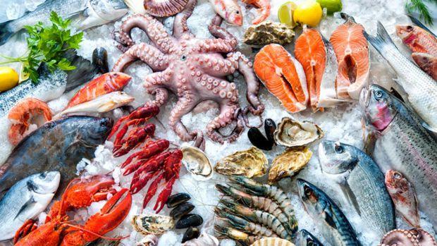 Вважається, що морські продукти - джерело чистого білка і важливих мікроелементів, таких як йод, кальцій, магній та інше. Так, дійсно, але дитячий орг